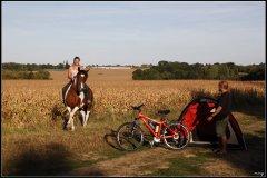 条条大路通罗马——在欧洲的假行僧单车生活