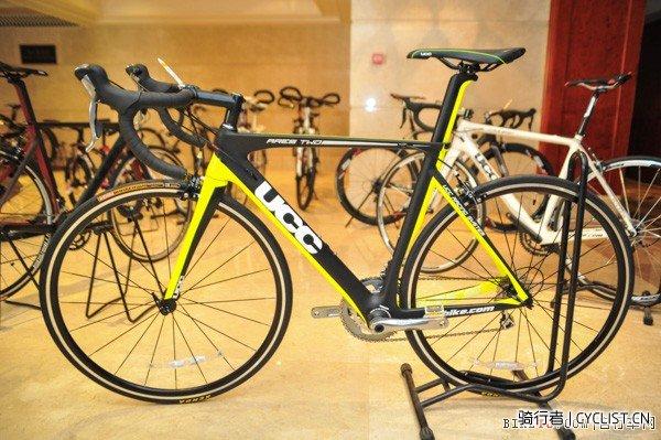 UCC自行车,UCC2014新品,UCC经销商大会,UCC年会,UCC年度经销商大会,UCC2014新品简介